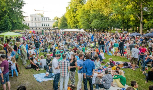 Festivalidentiteit Parksessies 2018