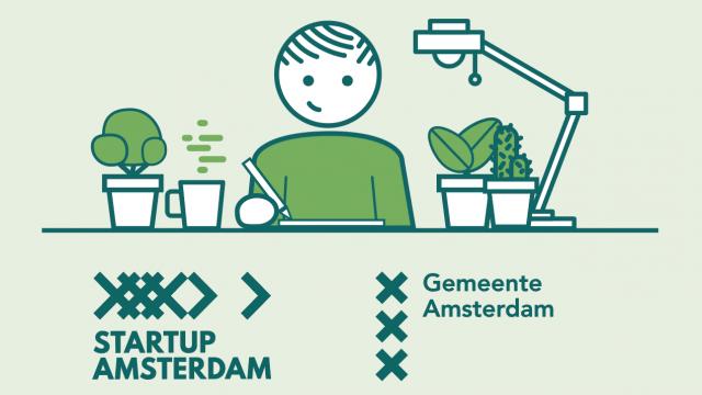 Campagne voor Startup In Residence (Gemeente Amsterdam)