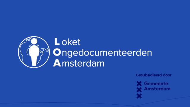 Branding voor Loket Ongedocumenteerden Amsterdam