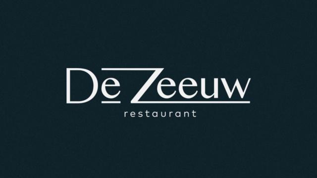 Branding voor Restaurant De Zeeuw