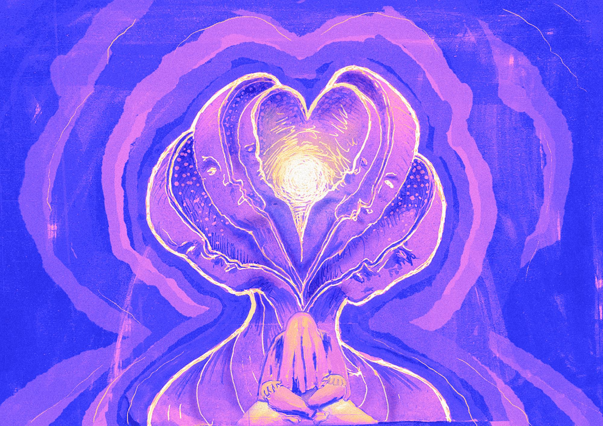Soul Inner Work - Illustratie